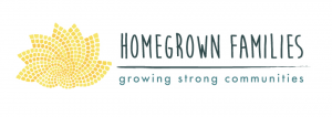 Homegrown Families logo
