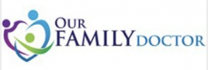 Our Family Doctor logo