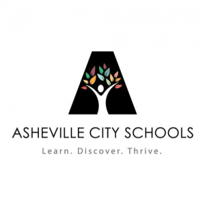 Asheville City Schools logo