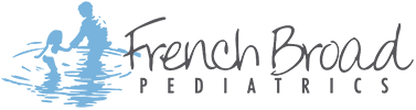 French Broad Pediatrics logo